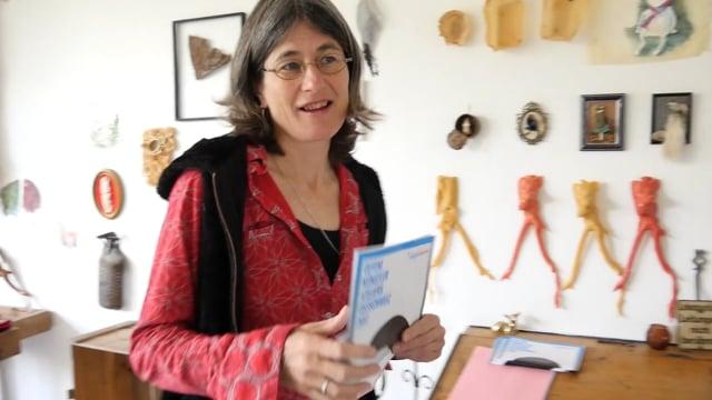 Elisabeth Ottenburg: Amriswiler Künstlerin zeigt ihr Atelier