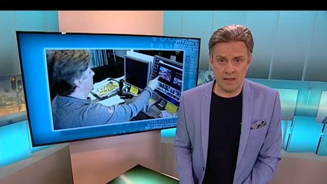 SVT Television National Broadcast