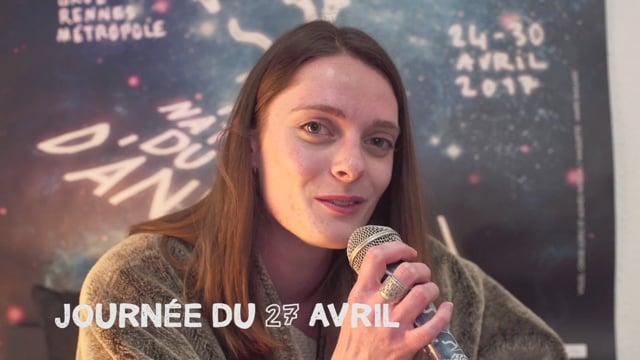 Journée du 27 avril -Festival national du film d'animation 2017