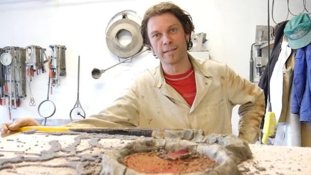 Cornel Hutter: Amriswiler Künstler zeigt sein Atelier