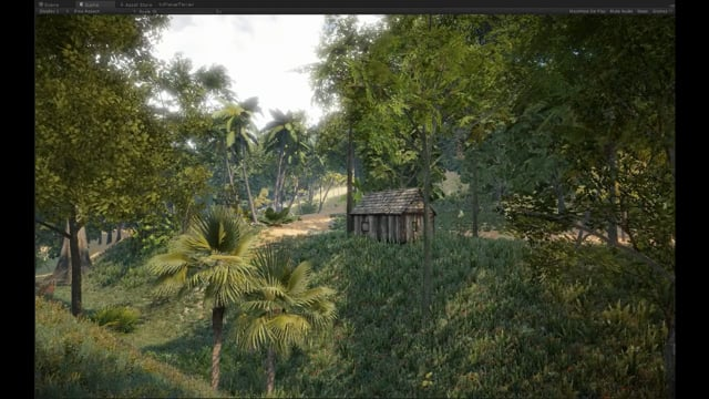 Tropical Environment finished  (May 5th 2017)