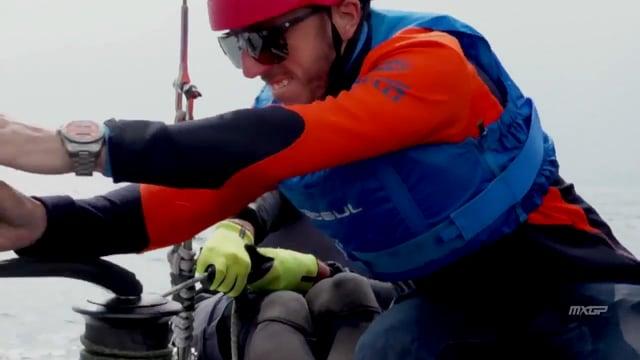 """Motocross, vela: il Garda Trentino """"vincente"""" con Cairoli  e Coldenhoff"""