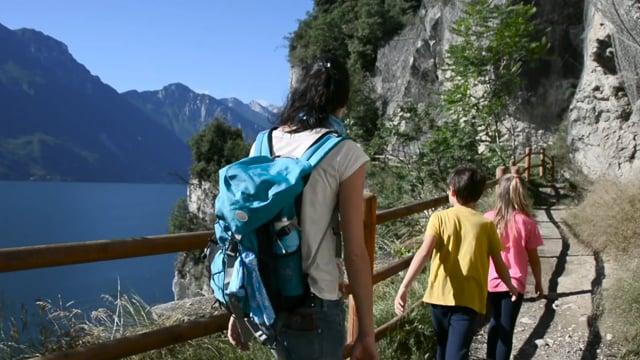 Garda Trentino - Family Trekking