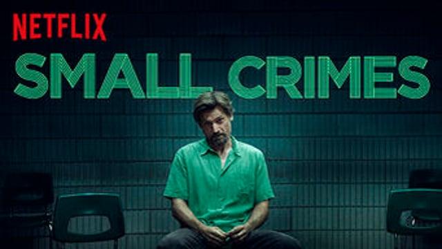 Small Crimes Trailer