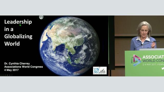 Keynote: Leadership in a Globalising World