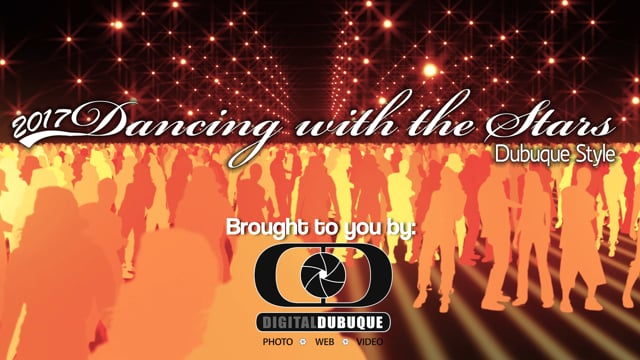 Dubuque Dancing With The Stars 2017 Intro