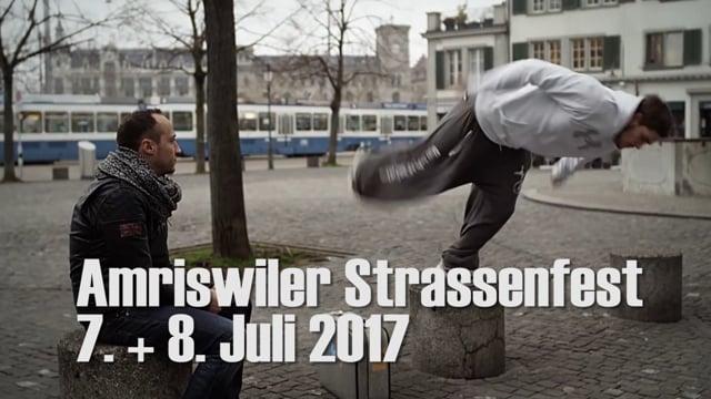 Strassenfest 2017: Michael von der Heide, Ritschi und Michael Elsener
