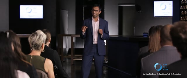 Nikesh Desai - Two Minute Talk ®