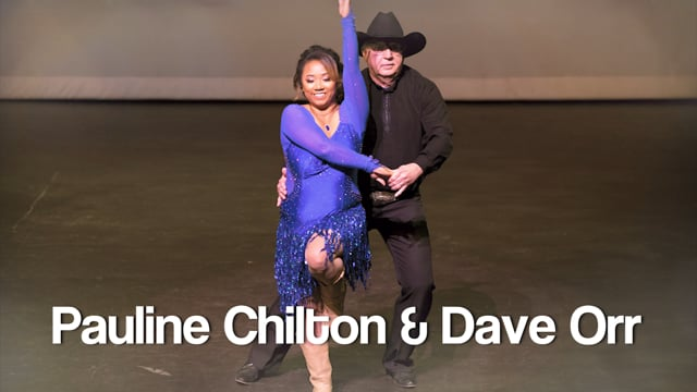 Pauline and Dave