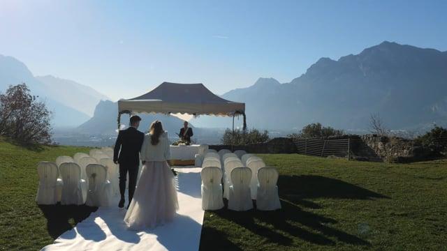 Wedding Lago di Garda - Arco