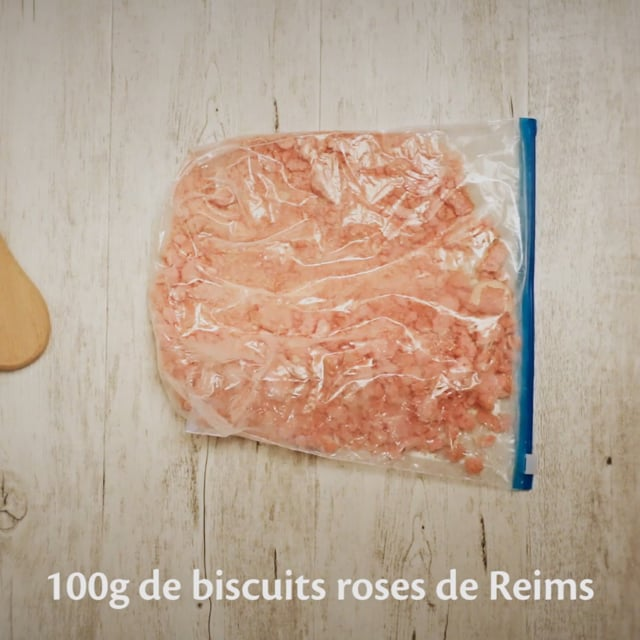 Saint Môret Cheesecake aux fruits rouges