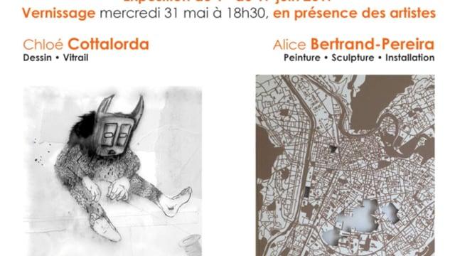 CHLOÉ COTTALORDA - ALICE BERTRAND-PEREIRA