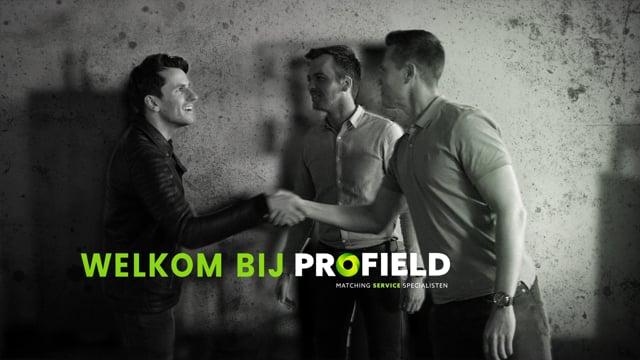 Bedrijfsvideo Profield