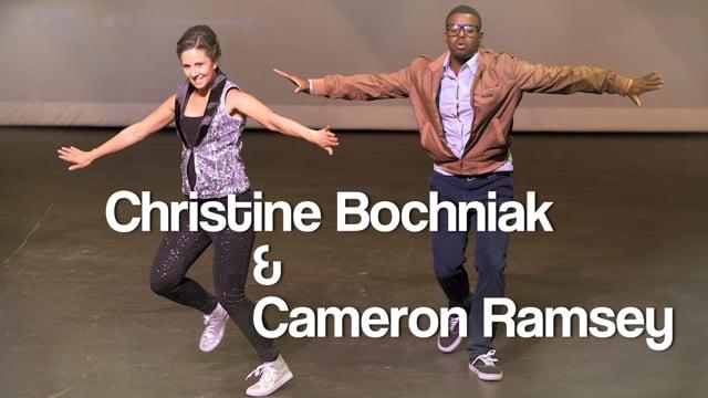 Christine & Cameron