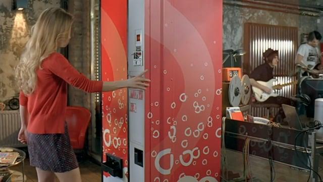 VODAFONE / Vending Machine  / DDB