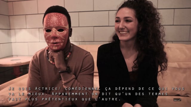IVF2 [INTERVIEW with MANI D. MONA et Mégane CHALARD, DIRECTOR AND ACTRESSE OF : AMER ELDORADO]
