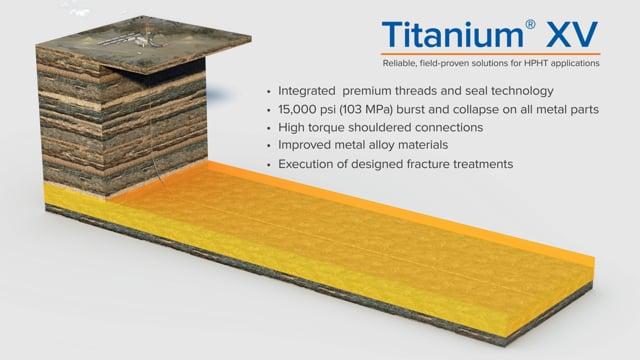 Titanium XV High Pressure / High Temperature Multi-Stage Completions