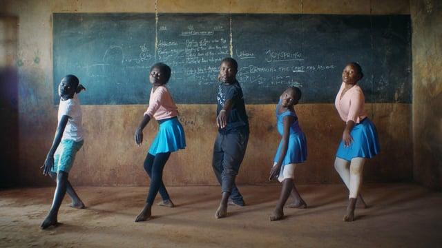 Ballet in Kibera