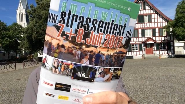 3, 2, 1... Amriswiler Strassenfest 2017