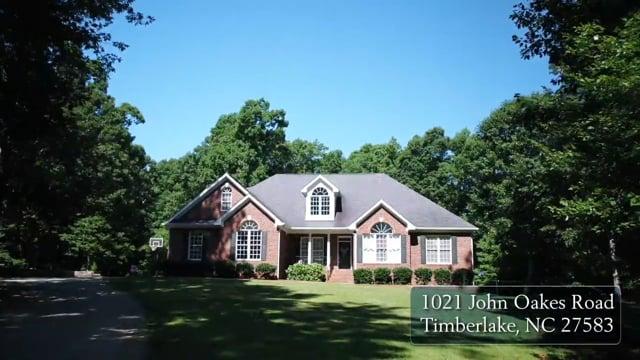 1021 John Oakes Road, Timberlake, NC