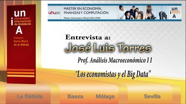 Entrevista a José Luis Torres