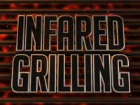 Portable Infrared Grill