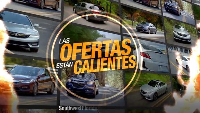 High Energy Read in Neutral Spanish Car Dealer Style