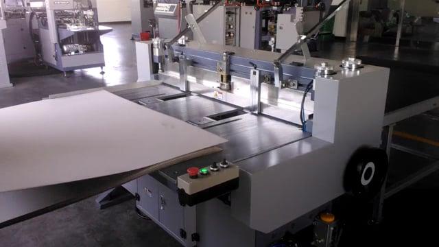 KL1300 Hard Board Slitting Machine