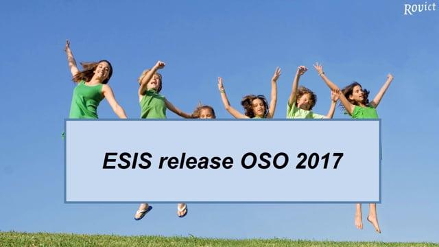 ESIS: OSO 2017 releasenotes