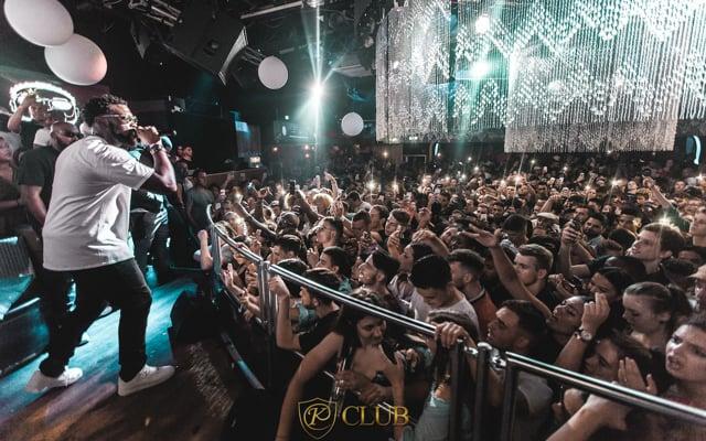 DAMSO LIVE SHOW AT K CLUB   08.07.2017