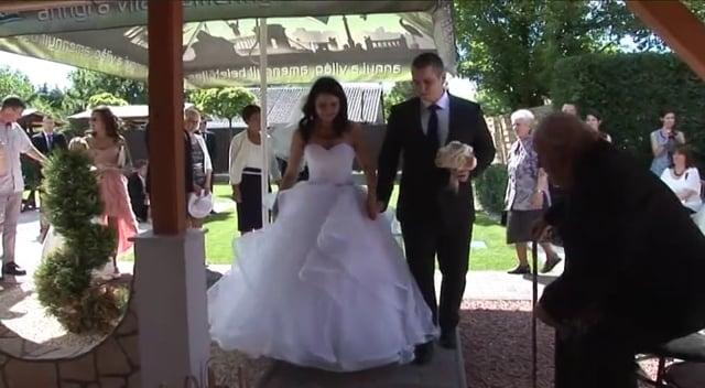 Enikő és Zsolt esküvője