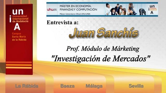 Juan A. Sanchis-Llopis