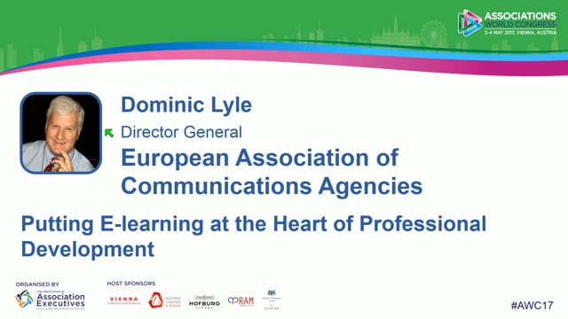 Putting E-learning at the Heart of Professional Development