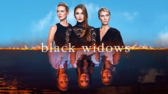 Black Widows Trailer (TV-Serial)