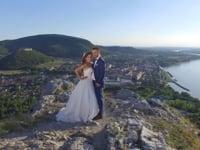 Anita a Tomás - svadobné fotenie - Schlosshof AT