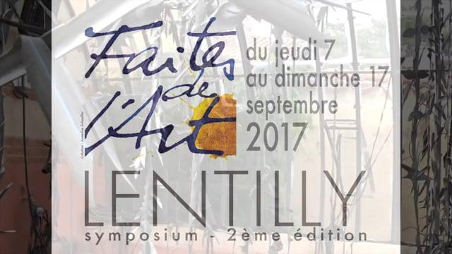 FAITES DE L'ART - LENTILLY 2017