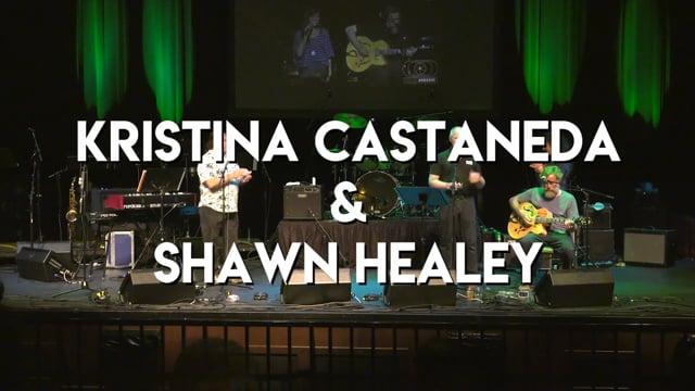 Kristina Castaneda & Shawn Healey - Rock & Roll Rewind (Friday)
