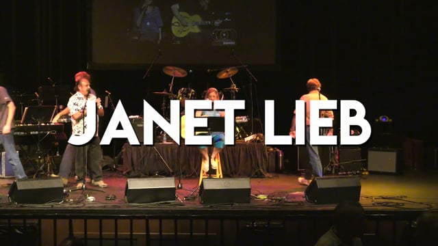 Janet Lieb - Rock & Roll Rewind (Friday)