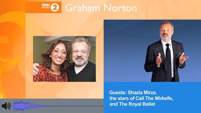 Graham Norton, BBC Radio 2