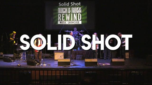 Solid Shot - Rock & Roll Rewind (Friday)