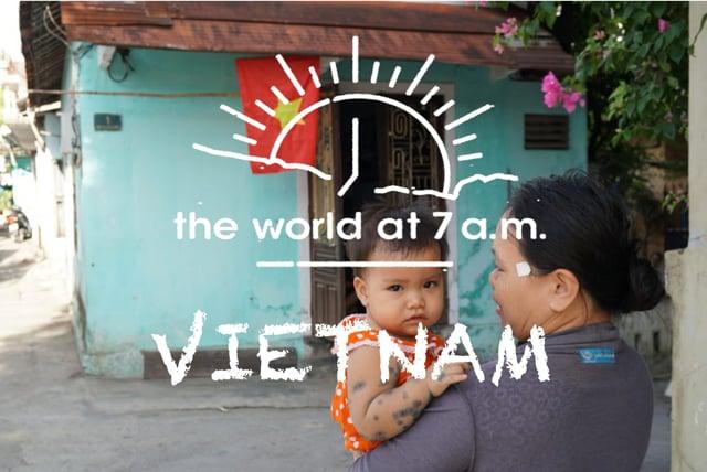 Vietnam at 7 a.m.