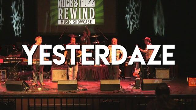 Yesterdaze - Rock & Roll Rewind (Friday)