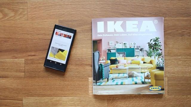 Ikea-Katalog 2018: Warum die Reportagen zu werblich sind