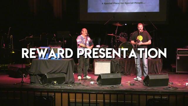 Reward Presentation - Rock & Roll Rewind (Saturday)