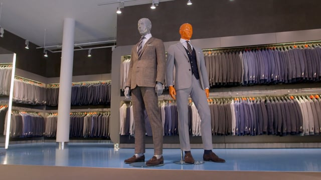 SUITSUPPLY about OIA