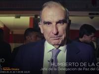 Humberto de la Calle, Chief of the Government's Peace Delegation