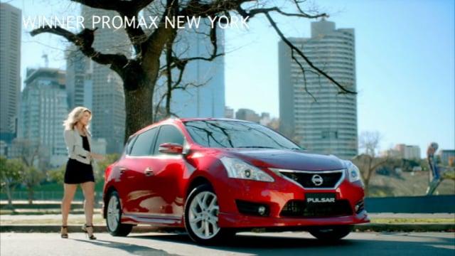 Nissan Pulsar - X-Factor<br />NY Promax Winner