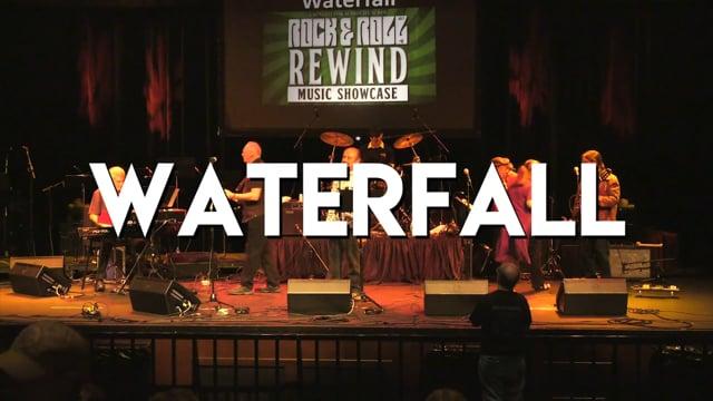 Waterfall - Rock & Roll Rewind (Friday)
