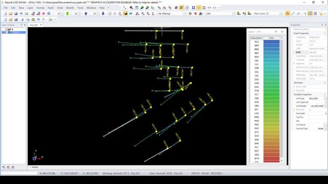 Deswik.CAD and GIM Suite Connection