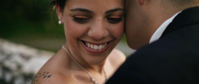 Florencia + Eric : wedding in Scotland